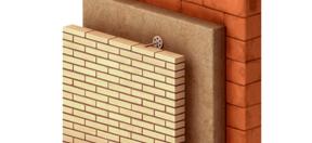 Система утепления слоистой кладки